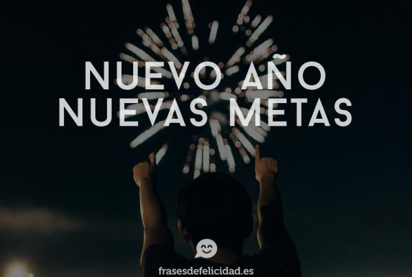 nuevo año, nuevas metas
